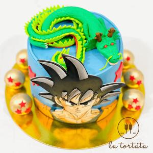 Goku Torta
