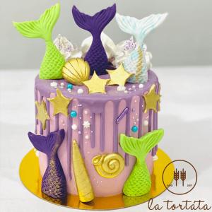 Torta Sirenita